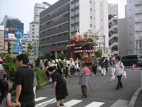 洲崎神社のお祭り_e0017093_1421719.jpg
