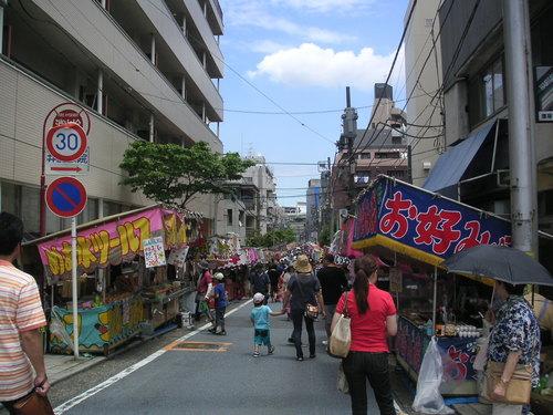 洲崎神社のお祭り_e0017093_14222288.jpg