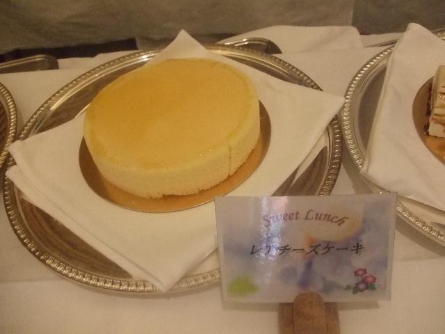 ホテルオークラ東京ベイ テラス スイートランチ_f0076001_21583914.jpg