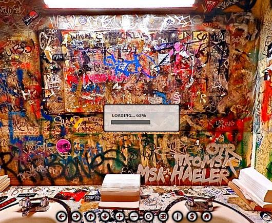 ニューヨークの伝説のライブハウスCBGBをバーチャル・ツアー!!!_b0007805_3362958.jpg