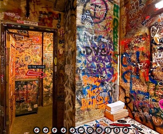 ニューヨークの伝説のライブハウスCBGBをバーチャル・ツアー!!!_b0007805_337078.jpg