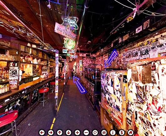 ニューヨークの伝説のライブハウスCBGBをバーチャル・ツアー!!!_b0007805_3372664.jpg