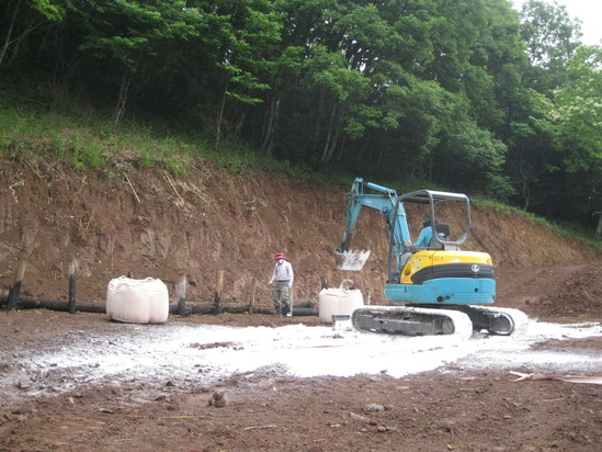 「土壌改良」☆_a0125419_17345391.jpg