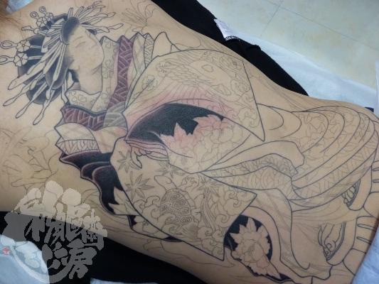 兵庫県 姫路 TATTOO(タトゥー)刺青_a0148054_16564814.jpg