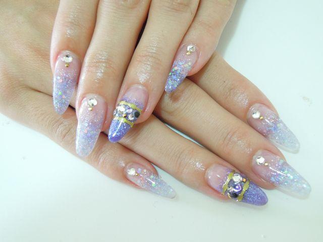 Purple Nail_a0239065_13332621.jpg