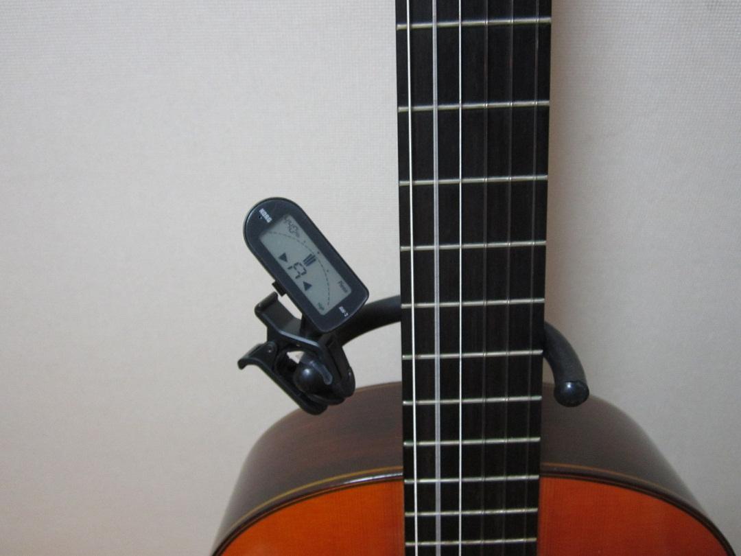 ギターの調弦_f0205367_20275346.jpg
