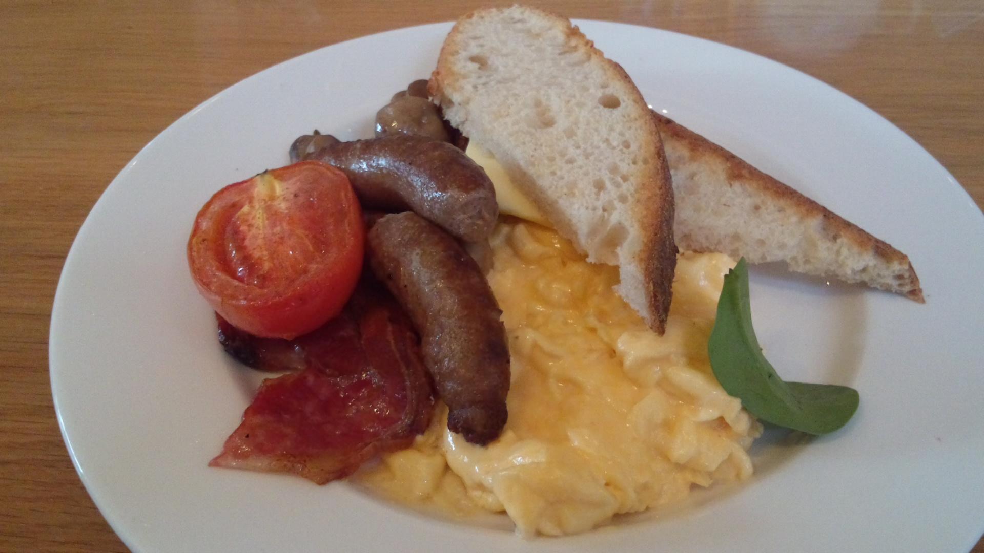 世界一の朝食。_c0029779_818147.jpg