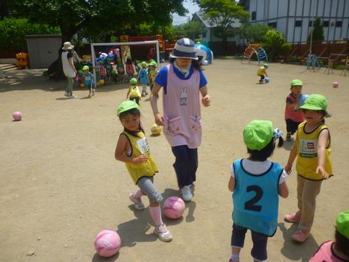 2012.6.7 スギっ子巡回指導 第一ルンビニ園_e0272194_14275538.jpg