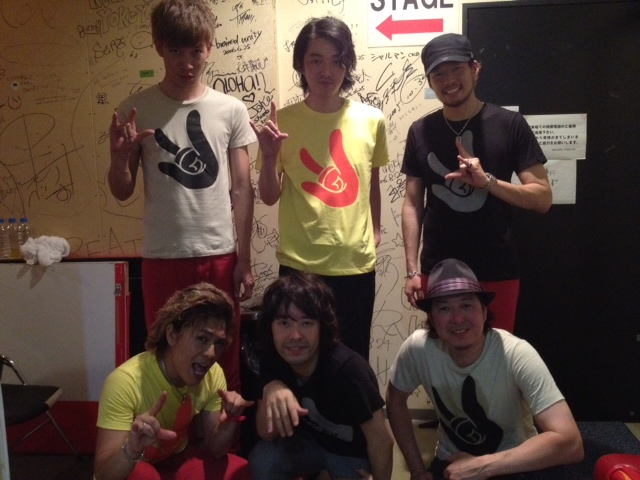 """TRICERATOPS \""""15TH ANNIVERSARY TOUR & Love Is..._f0182998_23162020.jpg"""