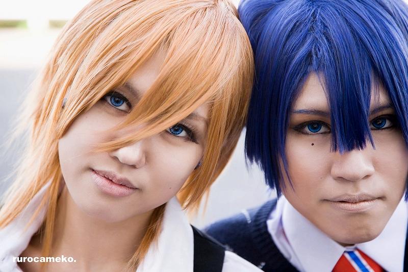 紫稀さん&Sieさん #1@コスプレガタケット2012_04_28_a0266013_16293361.jpg