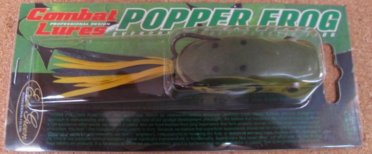 エバーグリーン ポッパーフロッグ  入荷しました。_a0153216_13224036.jpg