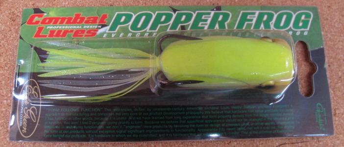 エバーグリーン ポッパーフロッグ  入荷しました。_a0153216_13235251.jpg