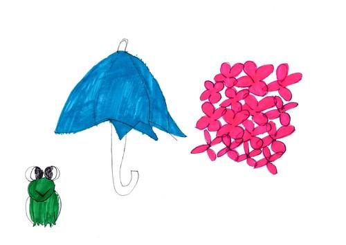 雨の季節*_b0203716_16165634.jpg