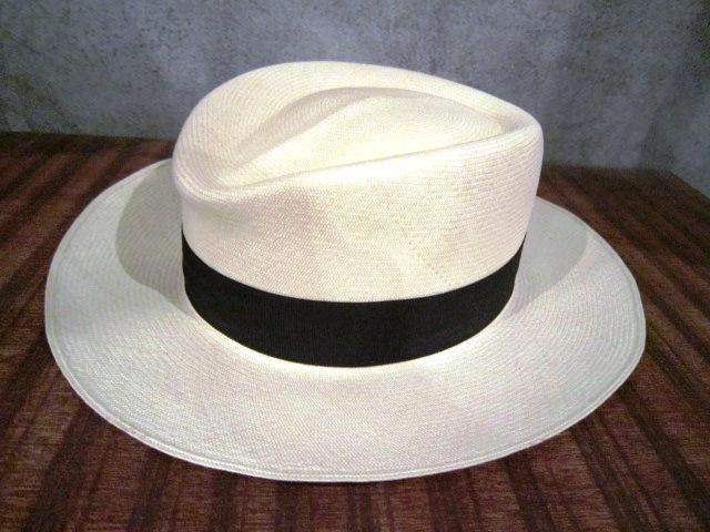 "Used \""Panama Hat\"" ご紹介_f0191324_1003592.jpg"