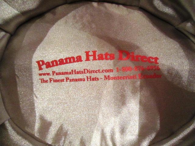 "Used \""Panama Hat\"" ご紹介_f0191324_100491.jpg"