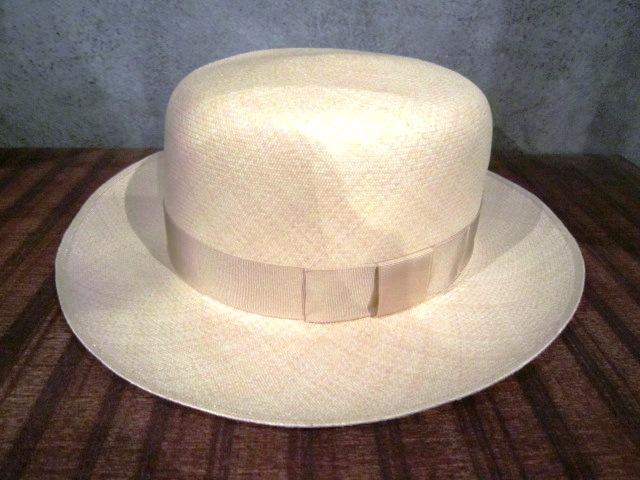 "Used \""Panama Hat\"" ご紹介_f0191324_102031.jpg"