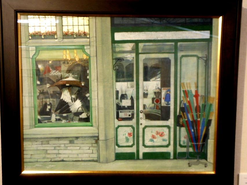 1789)④「北の日本画展 第27回」 時計台 終了5月21日(月)~5月26日(土) _f0126829_0213092.jpg