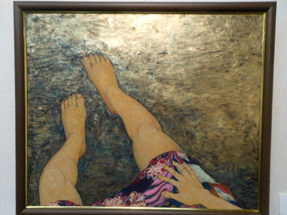 1789)④「北の日本画展 第27回」 時計台 終了5月21日(月)~5月26日(土) _f0126829_0414313.jpg