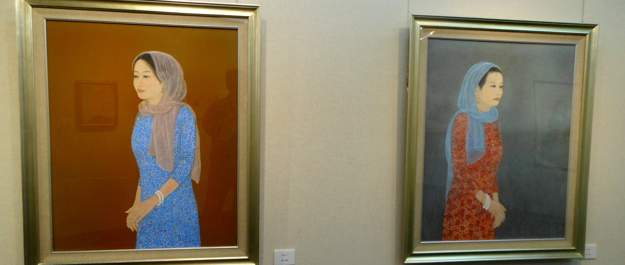 1789)④「北の日本画展 第27回」 時計台 終了5月21日(月)~5月26日(土) _f0126829_0522351.jpg