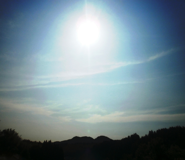 「ヴィーナスのお散歩」の日の空・・Ⅱ_a0174458_7412699.jpg