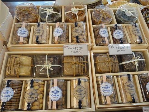 冬のソウル旅行♪ その26 「チョンダムのお菓子屋さんWien」_f0054260_18423311.jpg