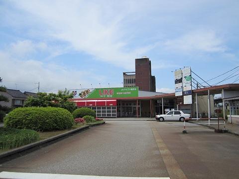 ほたるいかの街にある、中滑川駅_a0243562_16511561.jpg