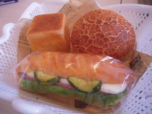 グラース・グラーツィア 潮芦屋   パン、サンドイッチ   (過去ログ編集)_d0083265_20284767.jpg