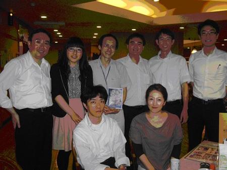 華通文友会が中国貧困地域の小学校建設のために文集を出版しました。_d0027795_11334932.jpg