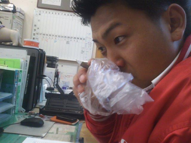 ランクルトミー札幌店(^o^) お土産選手権_b0127002_199276.jpg