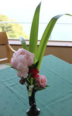 フェアー&会議のお花たち_d0227610_1985437.jpg