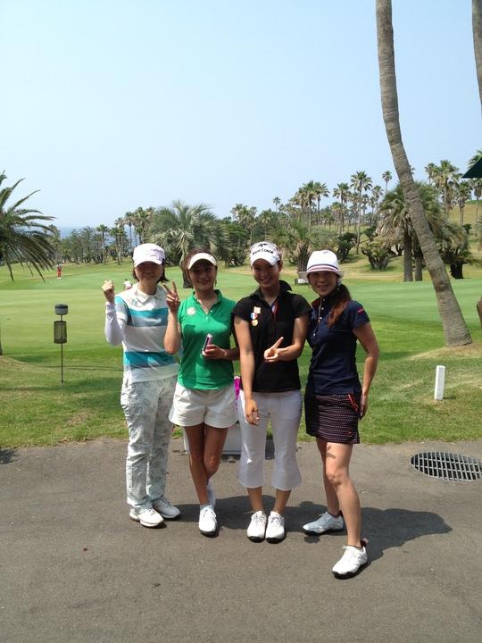 女子ゴルフ♪_f0085810_16121618.jpg
