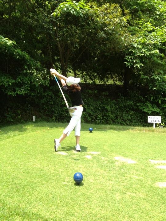 女子ゴルフ♪_f0085810_16373160.jpg