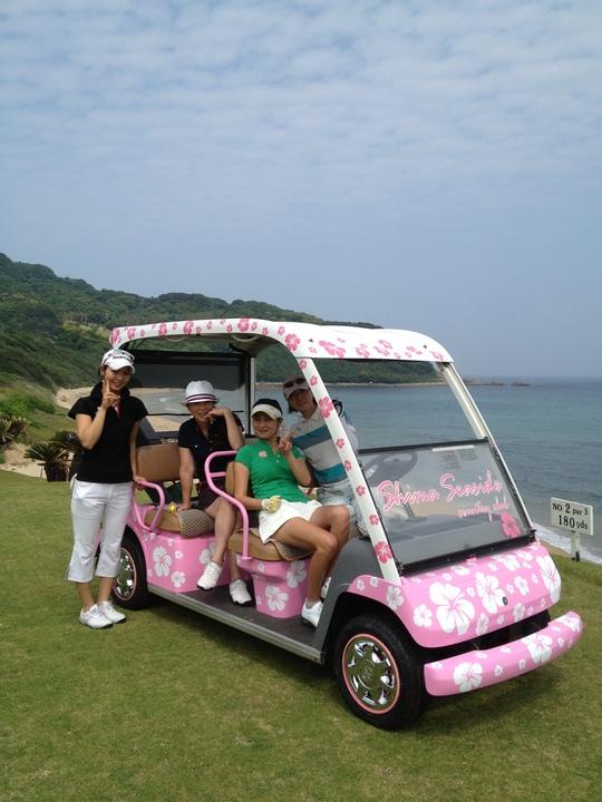 女子ゴルフ♪_f0085810_16495561.jpg