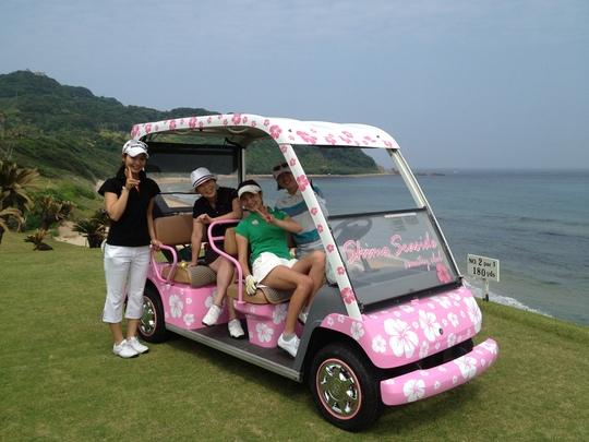 女子ゴルフ♪_f0085810_16502012.jpg