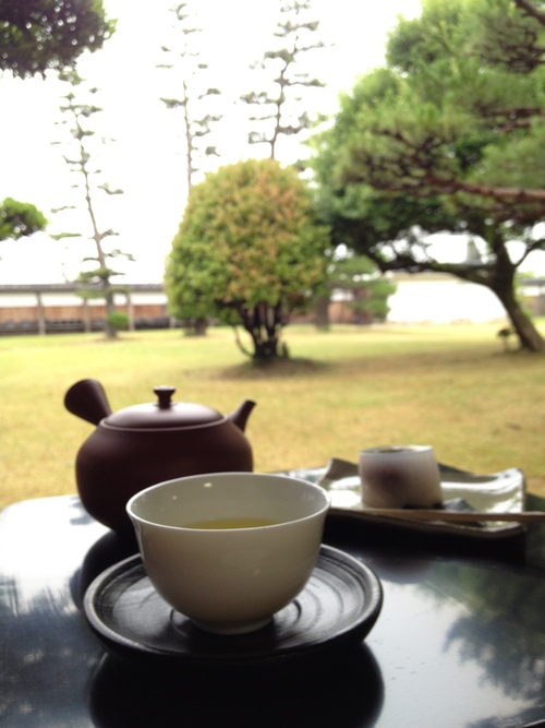 中学生も体験!茶和や香茶会_b0220318_63270.jpg