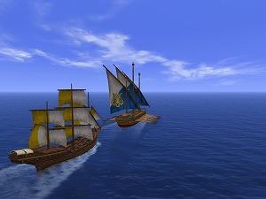 『大航海時代 Online ~Tierra Americana~』「頼れる相棒!副官育成キャンペーン」開催!_e0025035_13325135.jpg