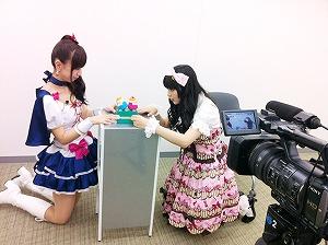 「ユカフィンTV」第5回ゲストは、「コープスパーティー」最新作に出演する上坂すみれさんが登場!_e0025035_1465365.jpg
