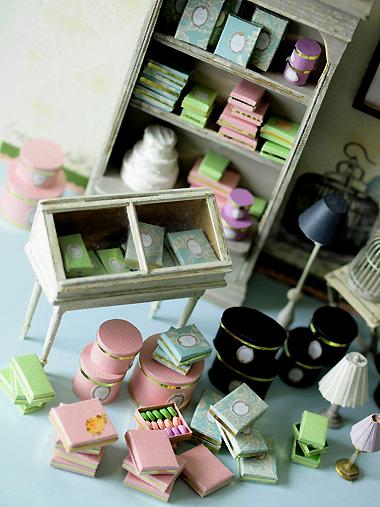 miniature* 箱いろいろ_e0172847_11474745.jpg