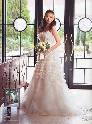 作品掲載雑誌 2009年 City wedding SPRING SPECIAL_c0072971_19124624.jpg