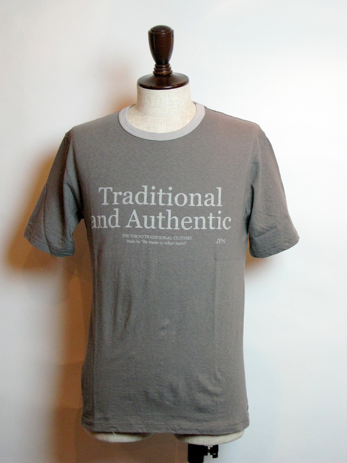 ◆Trimming Logo T-shirt_e0142928_22352649.jpg
