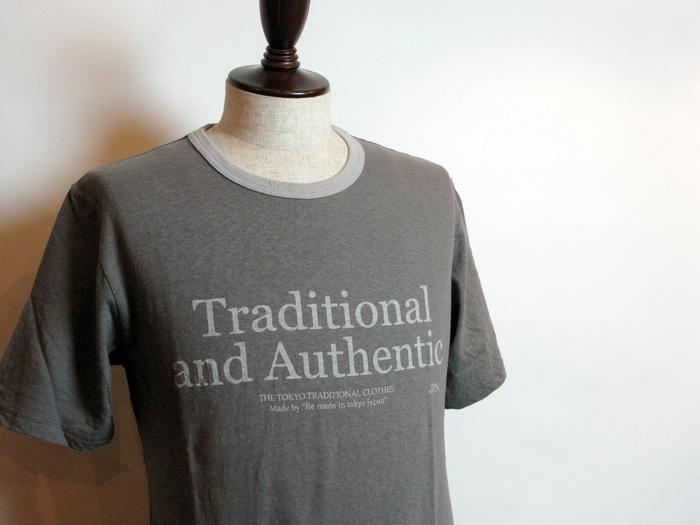 ◆Trimming Logo T-shirt_e0142928_2235427.jpg