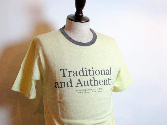 ◆Trimming Logo T-shirt_e0142928_223716100.jpg