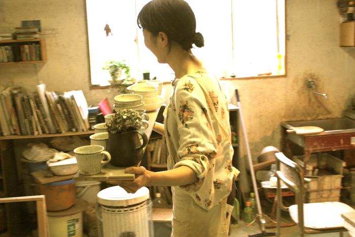 多治見 平野日奈子さんを訪ねる_d0210537_19192439.jpg