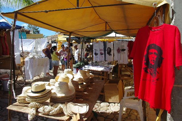 """キューバ (33) トリニダー旧市街の""""みやげ市場"""" その人々_c0011649_23493960.jpg"""