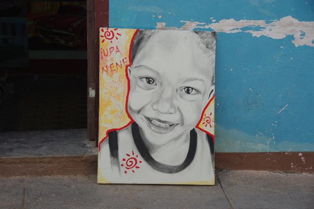 """キューバ (33) トリニダー旧市街の""""みやげ市場"""" その人々_c0011649_23513572.jpg"""