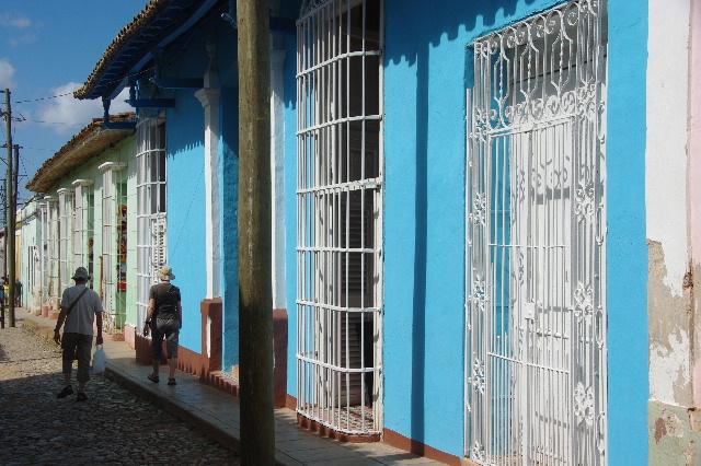 """キューバ (32) トリニダー旧市街の""""みやげ市場"""" その1_c0011649_7325213.jpg"""