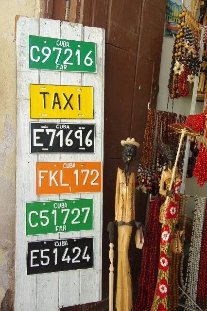 """キューバ (32) トリニダー旧市街の""""みやげ市場"""" その1_c0011649_7363591.jpg"""