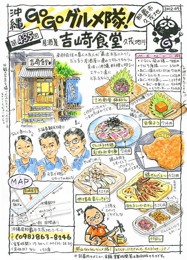吉崎食堂・久茂地川_d0118987_13304236.jpg