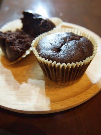 低糖質なチョコケーキ_e0167593_23455018.jpg