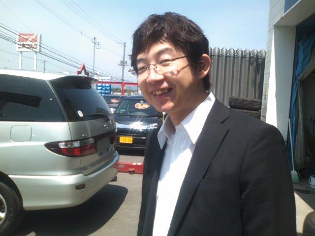 ランクルトミー札幌店(^o^)行政書士八重樫先生!_b0127002_10293256.jpg